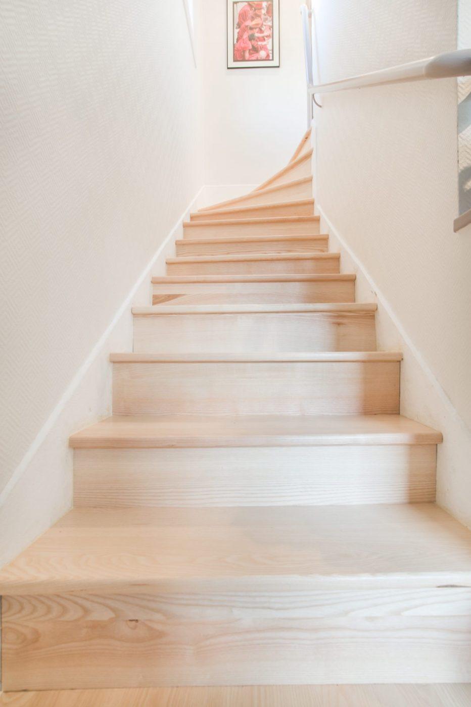escalier bois toulouse menuiserie mostini