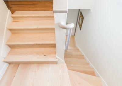 Escalier bois toulouse