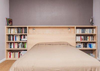 meuble sur mesure bois