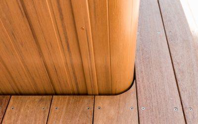 Comment teindre une terrasse en bois